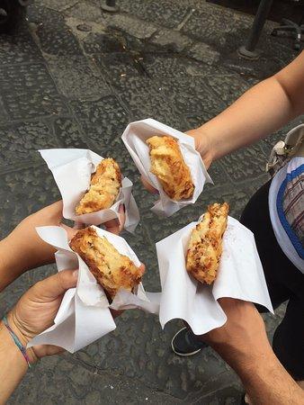 Pizza Napoli, Caserta