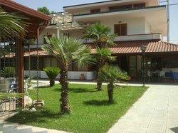 Villa Rossella, Caiazzo
