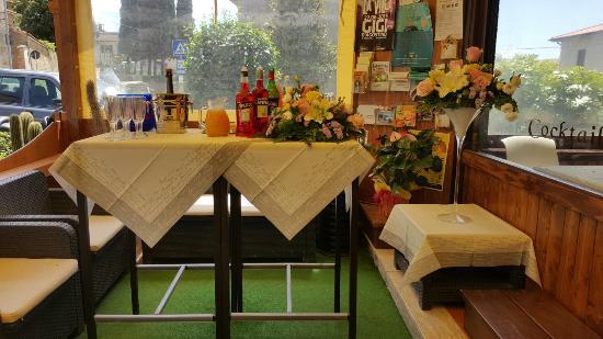 Bar Del Riccio, Cortona