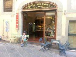 Borgo S. Piero - Gastronomia Bar Tabacchi, Arezzo