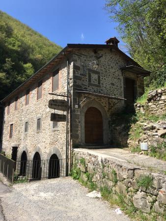 Il Molino Vecchio, Fabbriche di Vallico