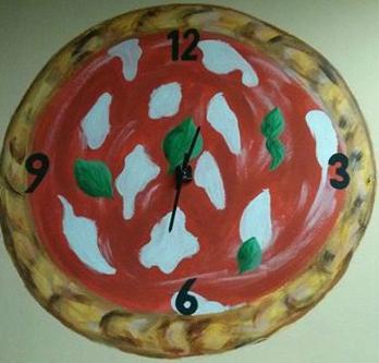 Pizza Time, Caserta