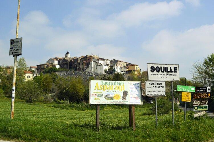 Sagra Degli Asparagi, Castel Campagnano