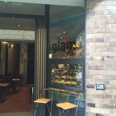 Glam Cafè, Lucca