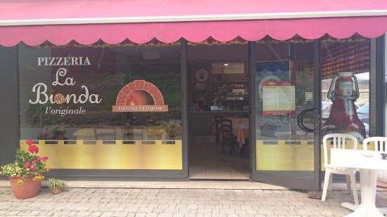 Pizzeria La Bionda, Gallicano