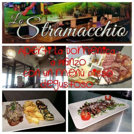 Lo Stramacchio, Caiazzo