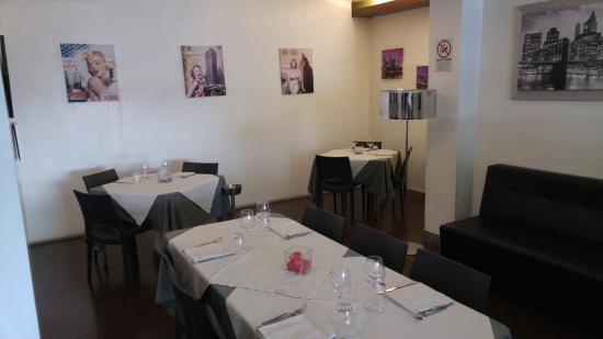 La Replica Restaurant, Lusciano