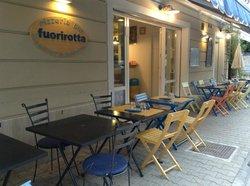 Pizzeria Fuori Rotta, Forte Dei Marmi