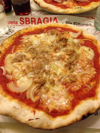 Pizzeria Sbragia, Lucca