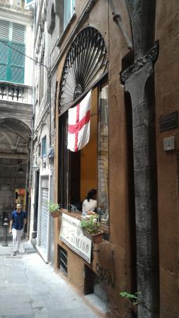 Zimino, Genova