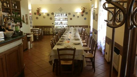 Osteria Rivo Pila, Genova