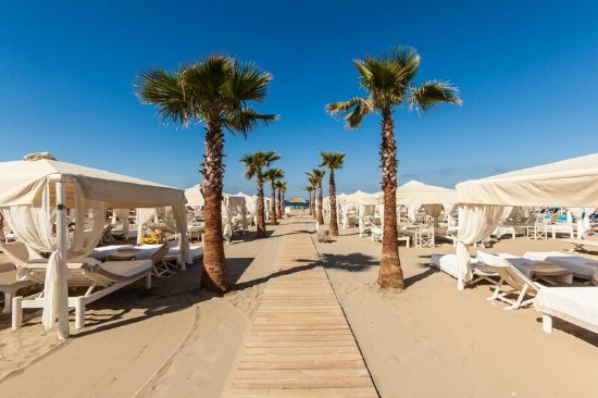 Twiga Beach Club, Marina di Pietrasanta