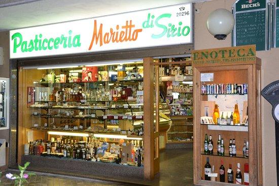 Pasticceria Marietto, Marina di Pietrasanta