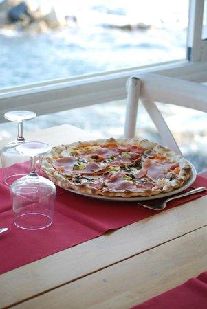 Pizza Mare, Genova