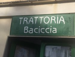 Trattoria Baciccia, Genova