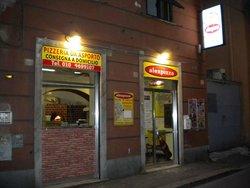 Pizzeria Da Asporto Alex Pizza, Genova