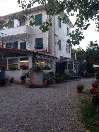 Trattoria Pizzeria Madonna Delle Vigne, Genova