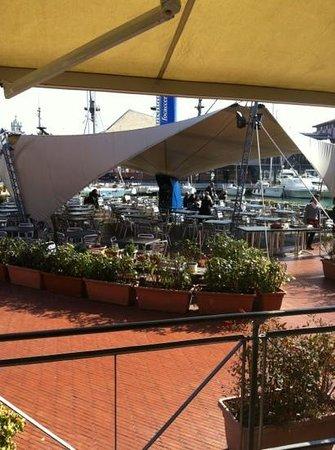 La Banchina, Genova