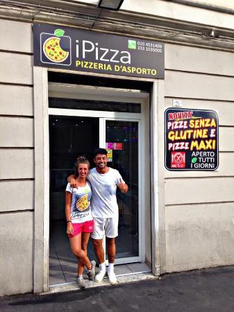 Ipizza, Genova