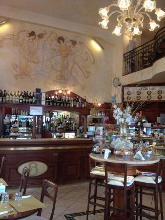 Le Cafe' Bisquit, Genova