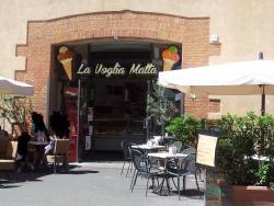 La Voglia Matta, Genova