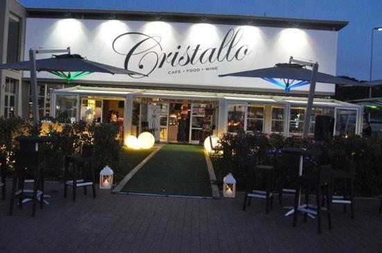 Cristallo, Arezzo