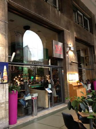 Xo Food & Spirits Selection, Genova