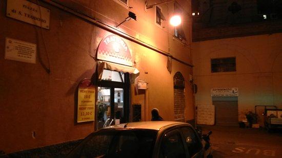 Trattoria Nonna Rosaria, Genova
