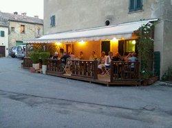 Trattoria Albana, Volterra