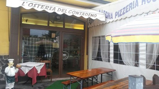 L'osteria Del Contadino, Bientina