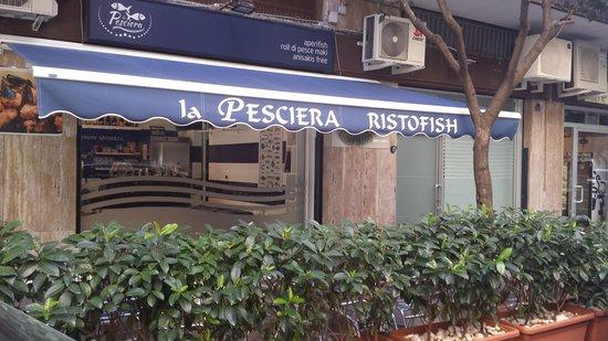 La Pesciera, Bari