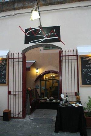 Spread - Cibo E Fantasia, Pisa
