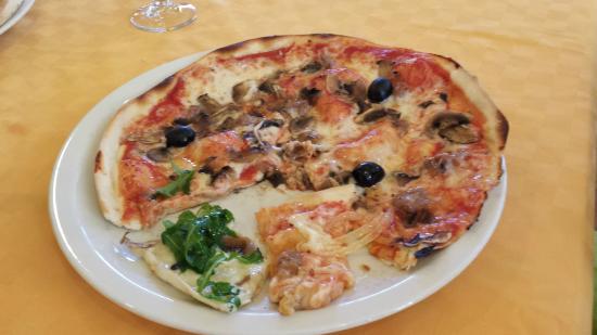 Pizzeria Il Cigliere, Terricciola