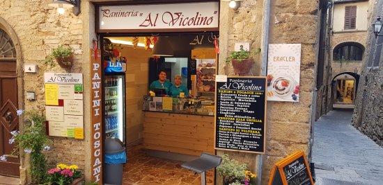 Panineria Al Vicolino, Volterra