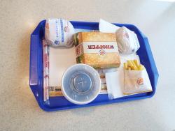 Burger King, Arezzo
