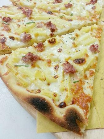 Tutto Pizza E Niente Arrosto, San Miniato