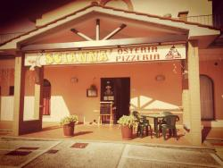 Osteria Pizzeria Scianna, San Giuliano Terme