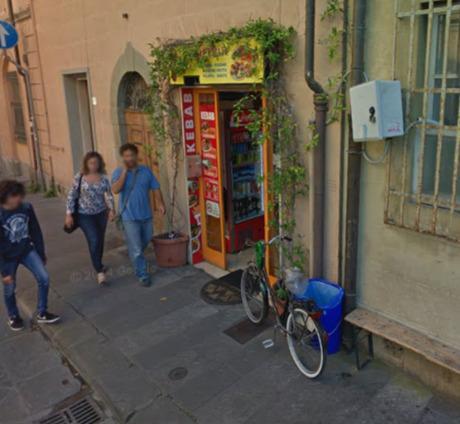 Euro Kebab, Pisa