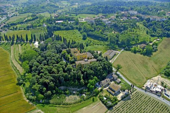 Ristorante Castelvecchio, San Miniato