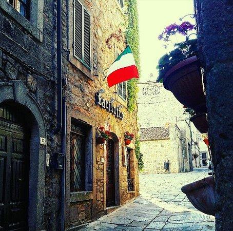 Al Barilotto, Santa Fiora