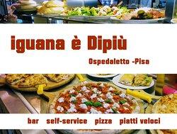 Iguana è Di Più, Pisa