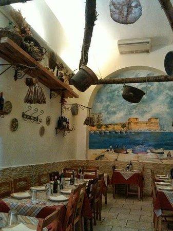 Taverna Pane E Vino, Bari