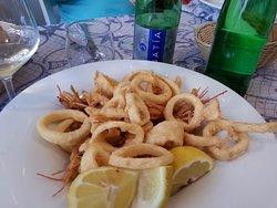 Osteria Friggitoria Pianeta Mare, Bari