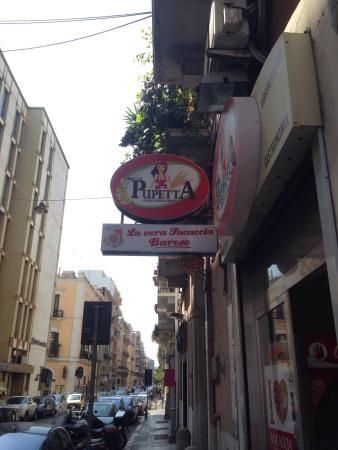 Panificio La Pupetta, Bari