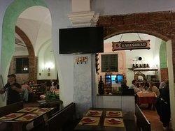 Pizzeria La Mangiatoia, Pisa