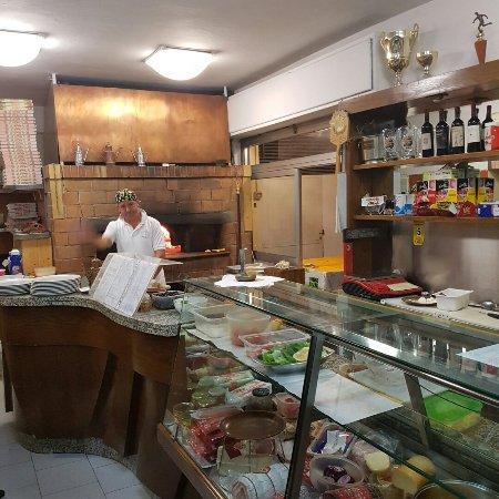 Pizzeria La Spigolatrice, Pisa