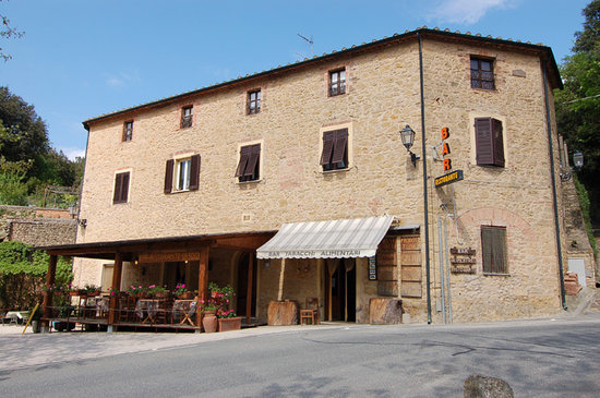 Ristorante La Rocca, Pomarance
