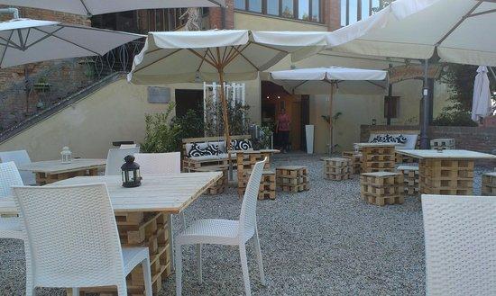 Il Ristorante Miravalle, San Miniato