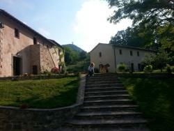 Agriturismo Il Cornacchino, Castell'Azzara