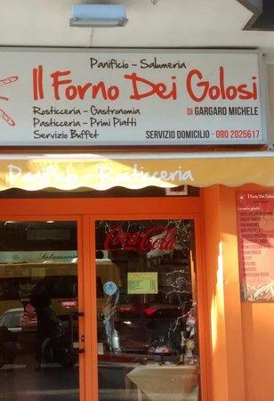 Il Forno Dei Golosi, Bari